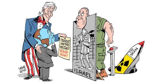antisemitismo estrategia dominacion sionista