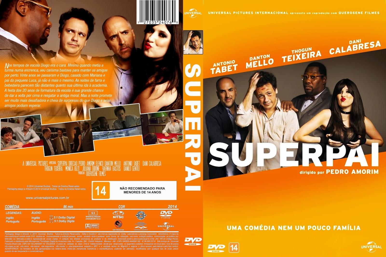 Baixar Superpai DVDRip + DVD-R Superpai