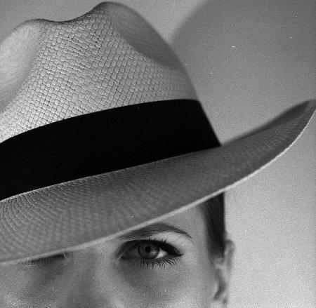sombrero panama moda