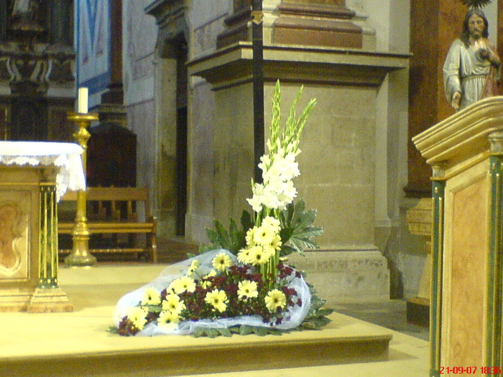 Fotos De Arranjos De Flores Para Igreja - Arranjo floral passo a passo BBel :: Tudo sobre decoração