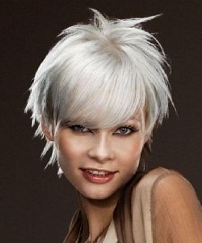 erena grey hair - fashion