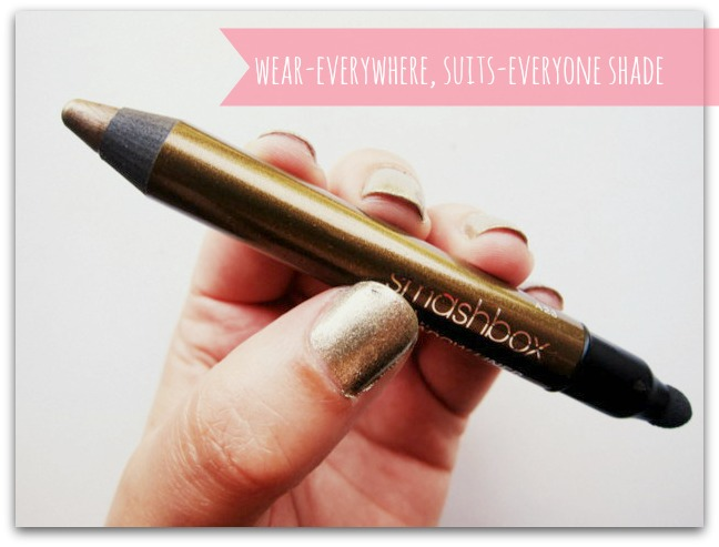 Smashbox Waterproof Shadow Liner in Black Gold: