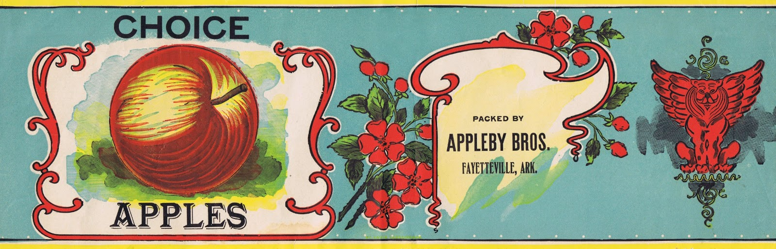 Antique Shipping Apple Fruit Crate Label Printables from http://knickoftimeinteriors.blogspot.com/