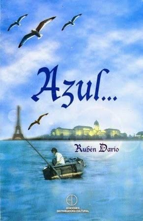 'Azul...', de Rubén Darío (portada)