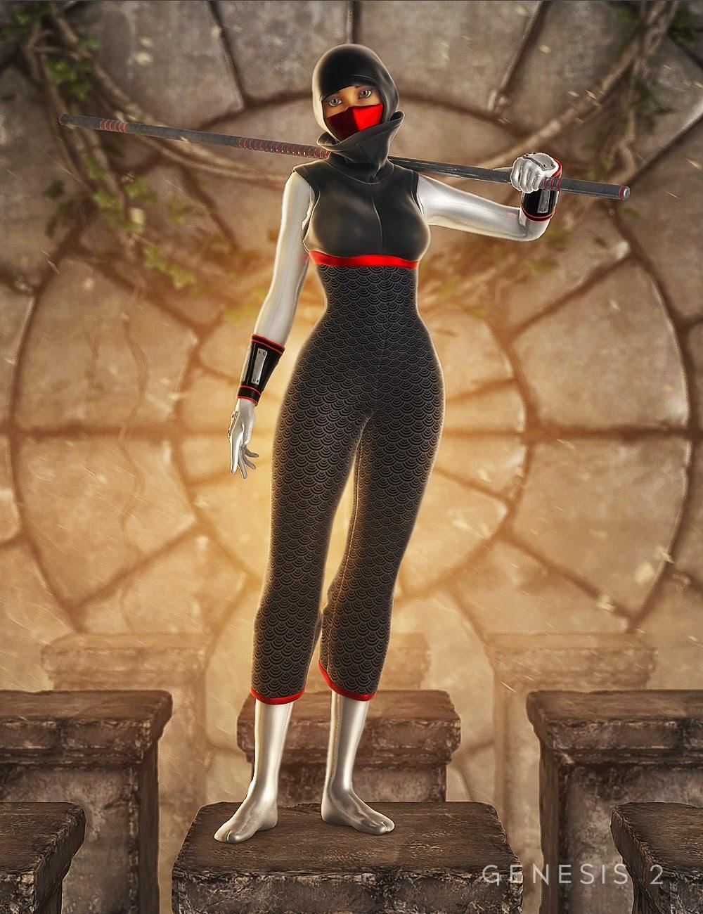 Sport Ninja pour Aiko 6