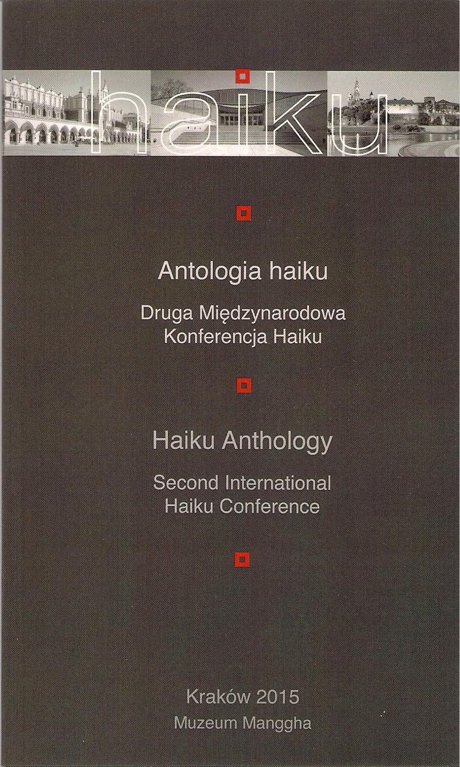 Antologia haiku 2nd IHC Cracow