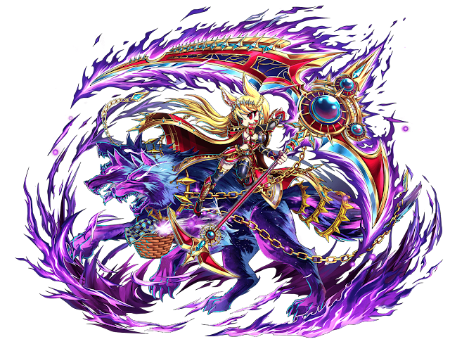 UNIT ANALYSIS - SANGUINE HOOD CIARA | Brave Frontier Guide | 640 x 489 png 534kB