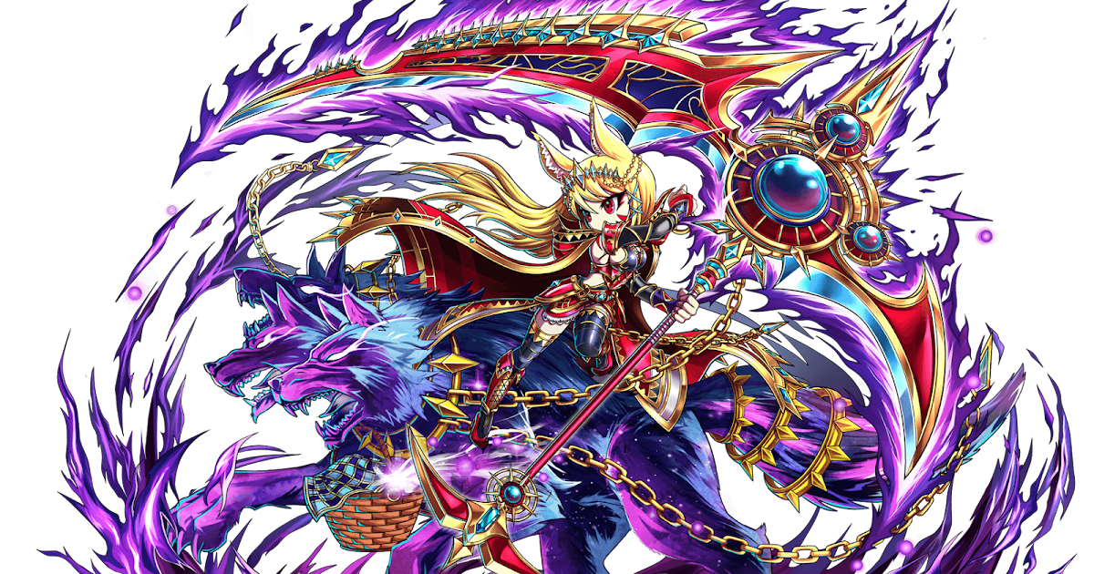 UNIT ANALYSIS - SANGUINE HOOD CIARA | Brave Frontier Guide | 1200 x 630 png 1333kB