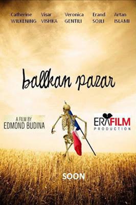 Ballkan Bazaar : un film italo albanese