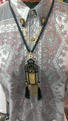 KatzeShop 'lamp' necklace Porta