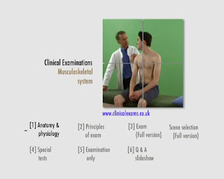 Clinical Examinations Videos- Complete DVD Series for MRCP and MRCGP M1