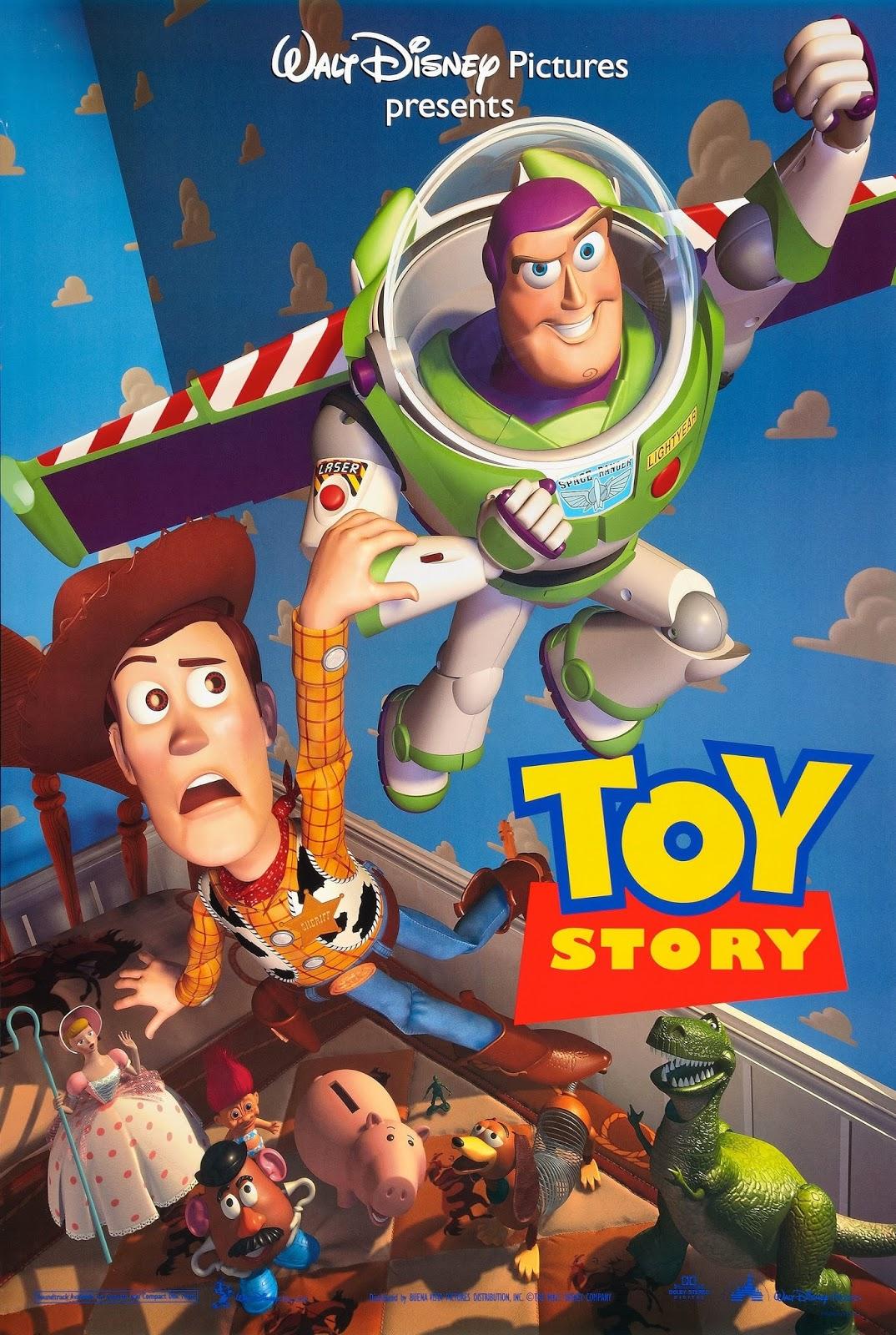 poster Câu chuyện đồ chơi