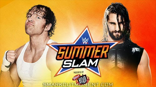 Dean Ambrose defeats Seth Rollins at SummerSlam 2014 event