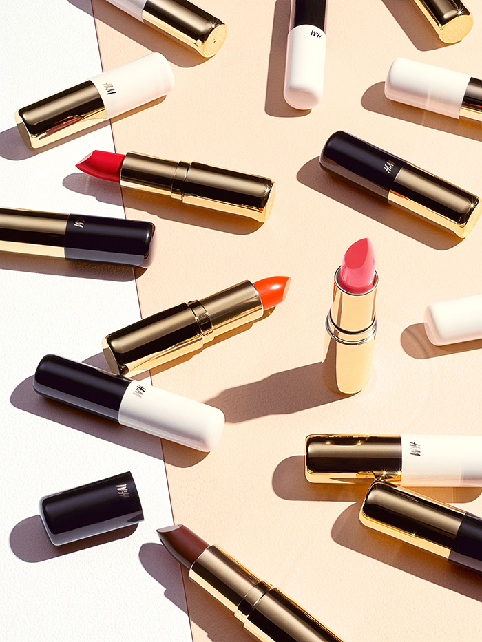 H&M Launches New Beauty Line