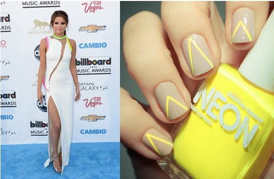 2013 Billboard Music Awards Inspired Nail Art!