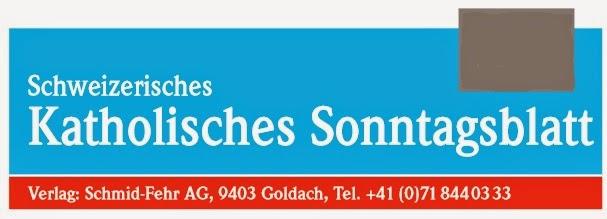 Schweizerisches Katholisches Sonntagsblatt (SKS)