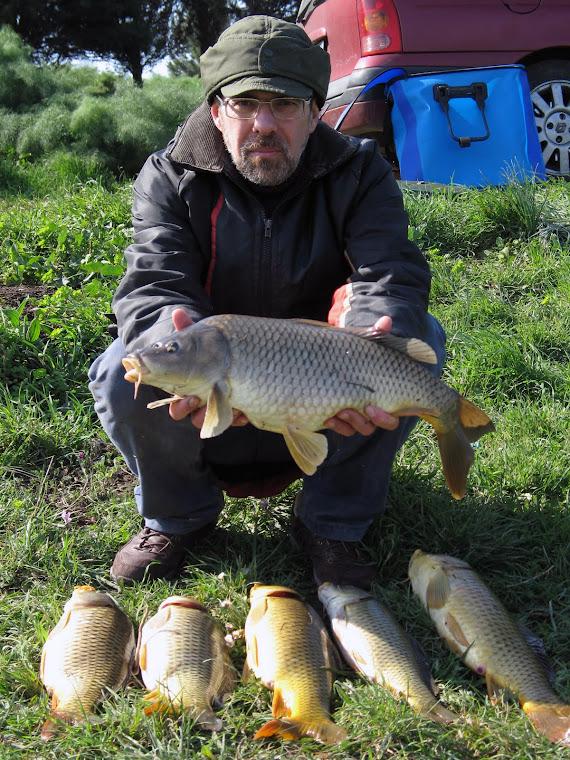 1 aprile 2011 - Lago Basentello
