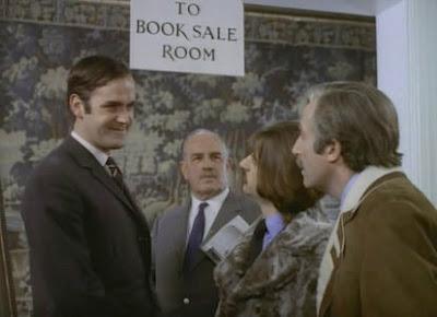 John Cleese and Peter Sellers