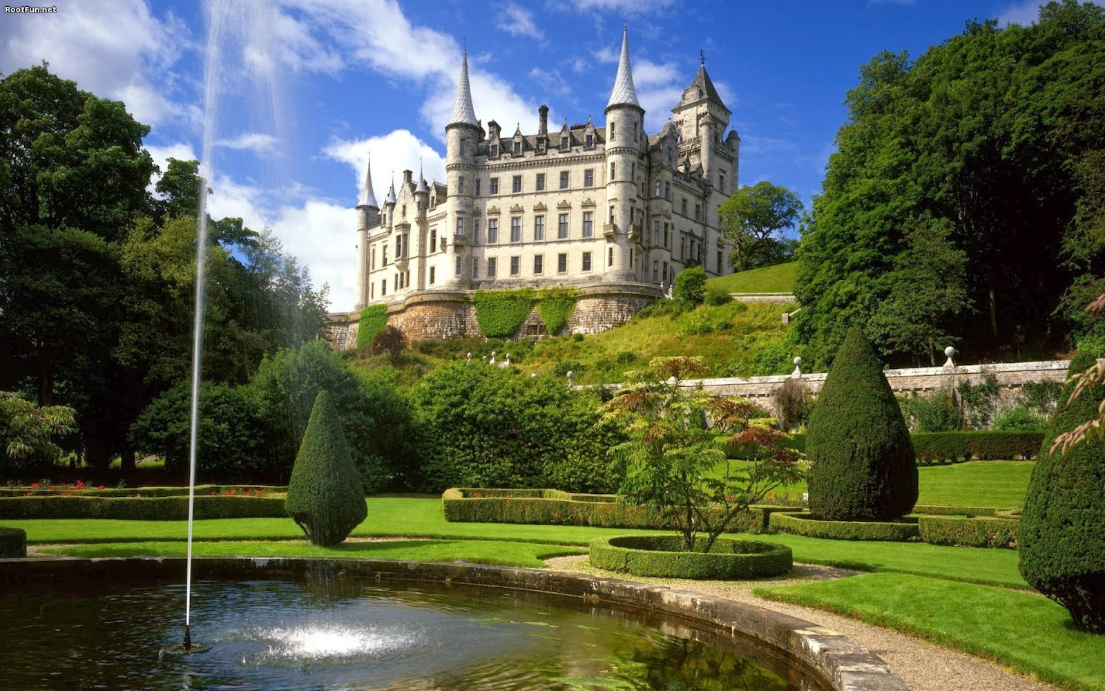 Most Beautiful Places In The World HD Nature Castle Images Wallpapers
