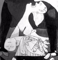 Guernica, Picasso: guerra