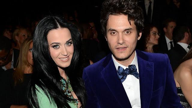 Katy Perry volvió con John Mayer