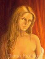 """Detalle pintura """"LA ESPERA"""""""
