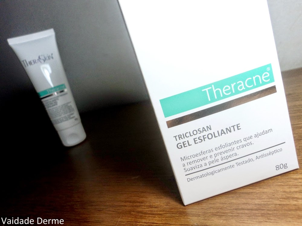 Theracne Gel Esfoliante da Theraskin