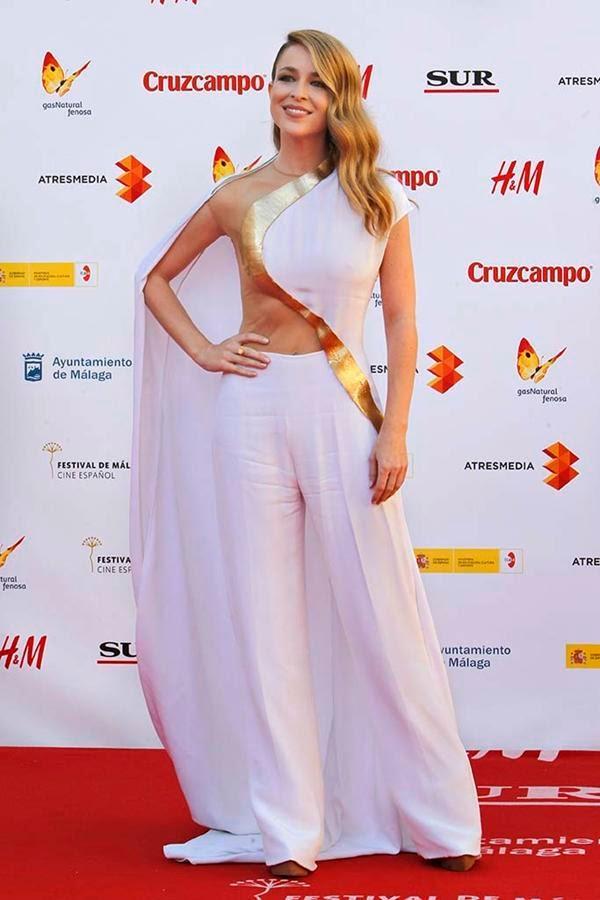 Silvia Abascal de Stephane Rolland en el Festival de Cine de Málaga 2015
