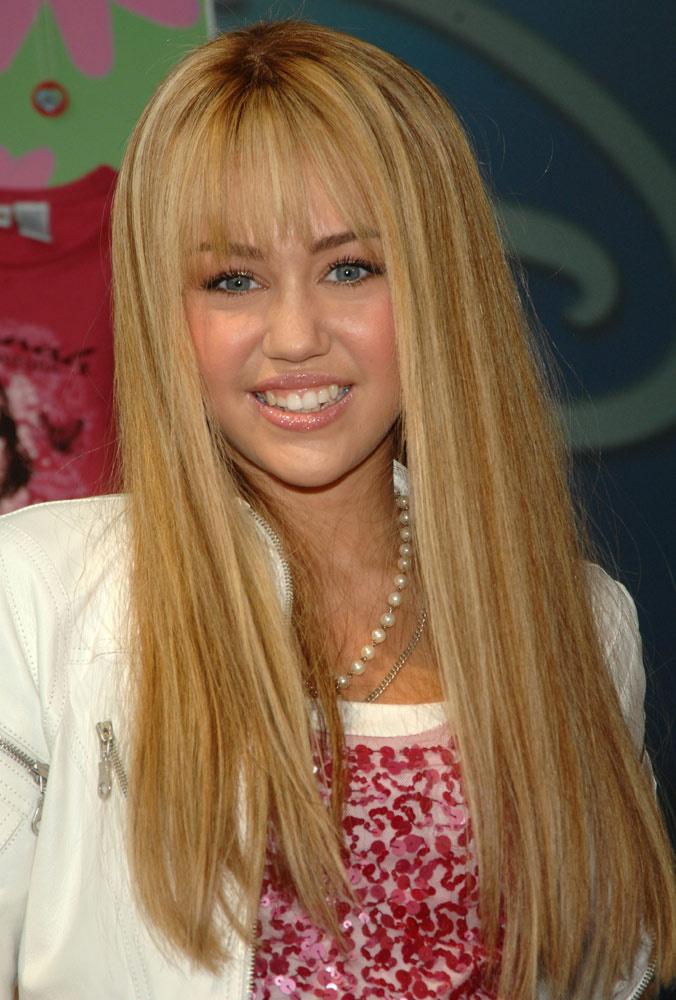 Cortes De Pelo Y Peinados De Miley Cyrus