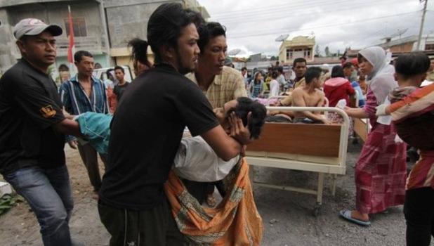 Gempa Aceh 2013
