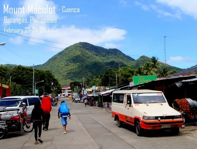 Mt. Maculot