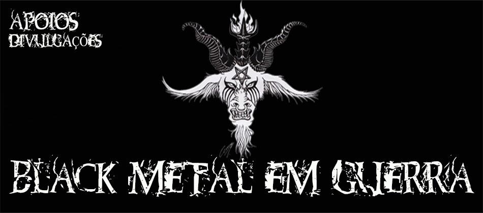 Black Metal Em Guerra
