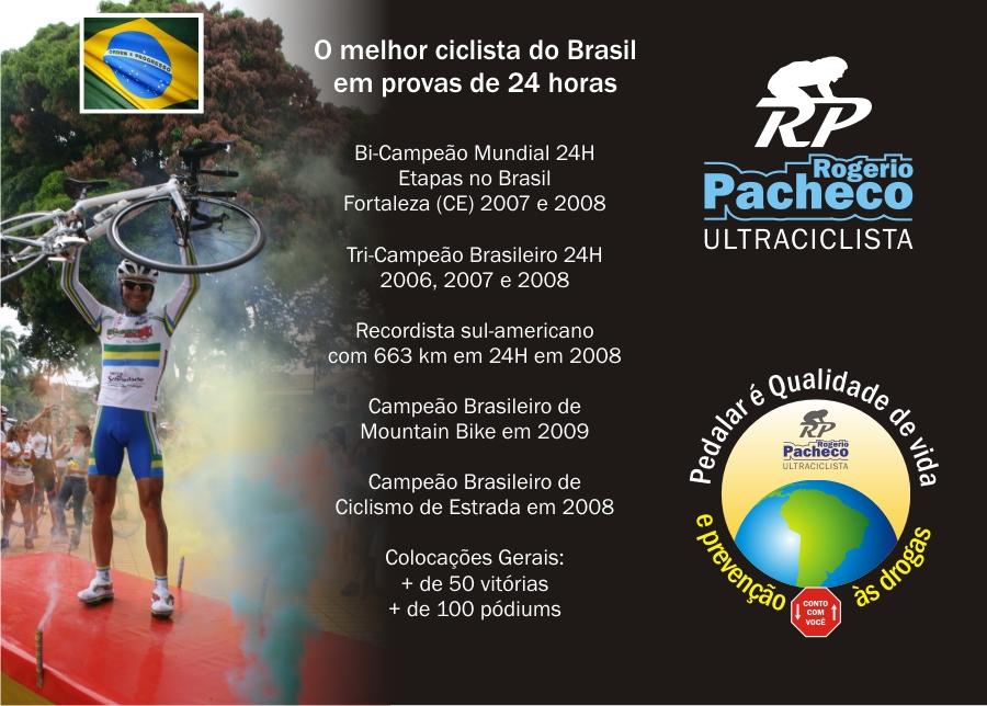 Rogerio Pacheco Ultraciclista