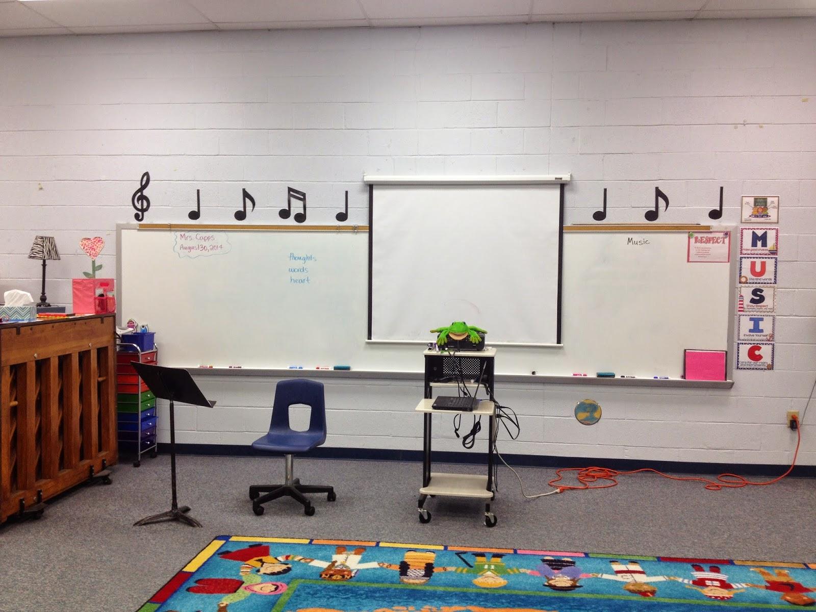 Music Classroom Decoration Ideas : Music classroom set up ed s