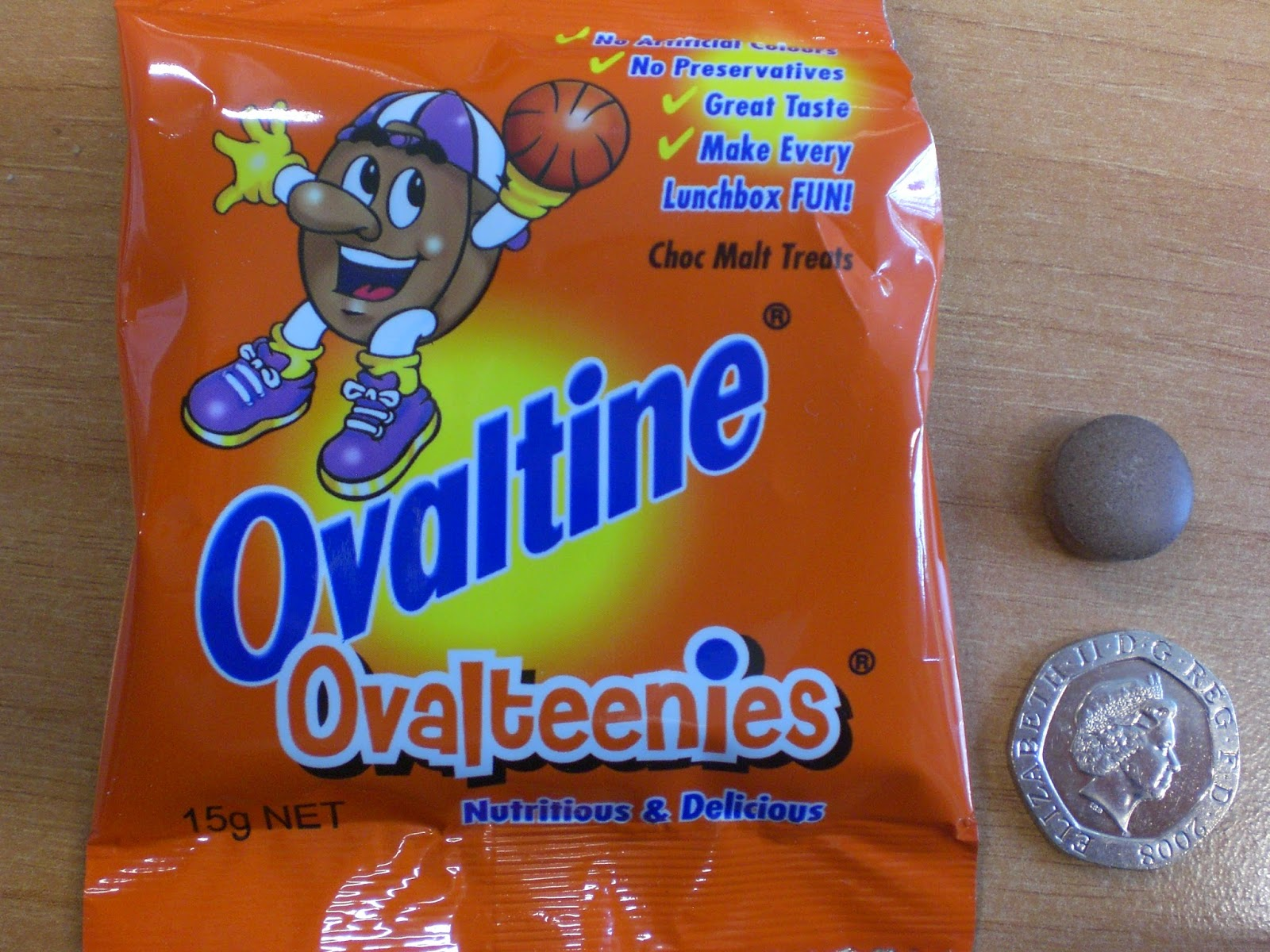 Ovaltine Sweets