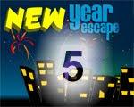 Solucion New Year Escape 5 Guia