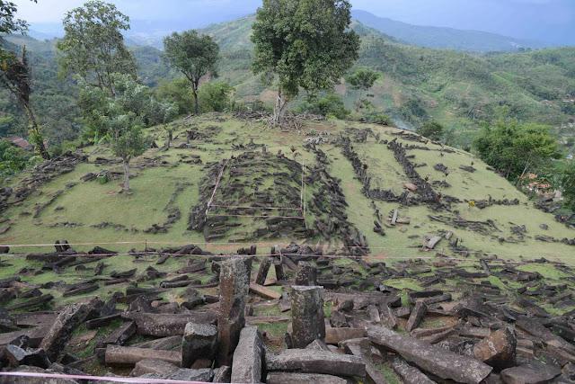 Civiltà preistoriche dell'era glaciale Gungung-Padang-12