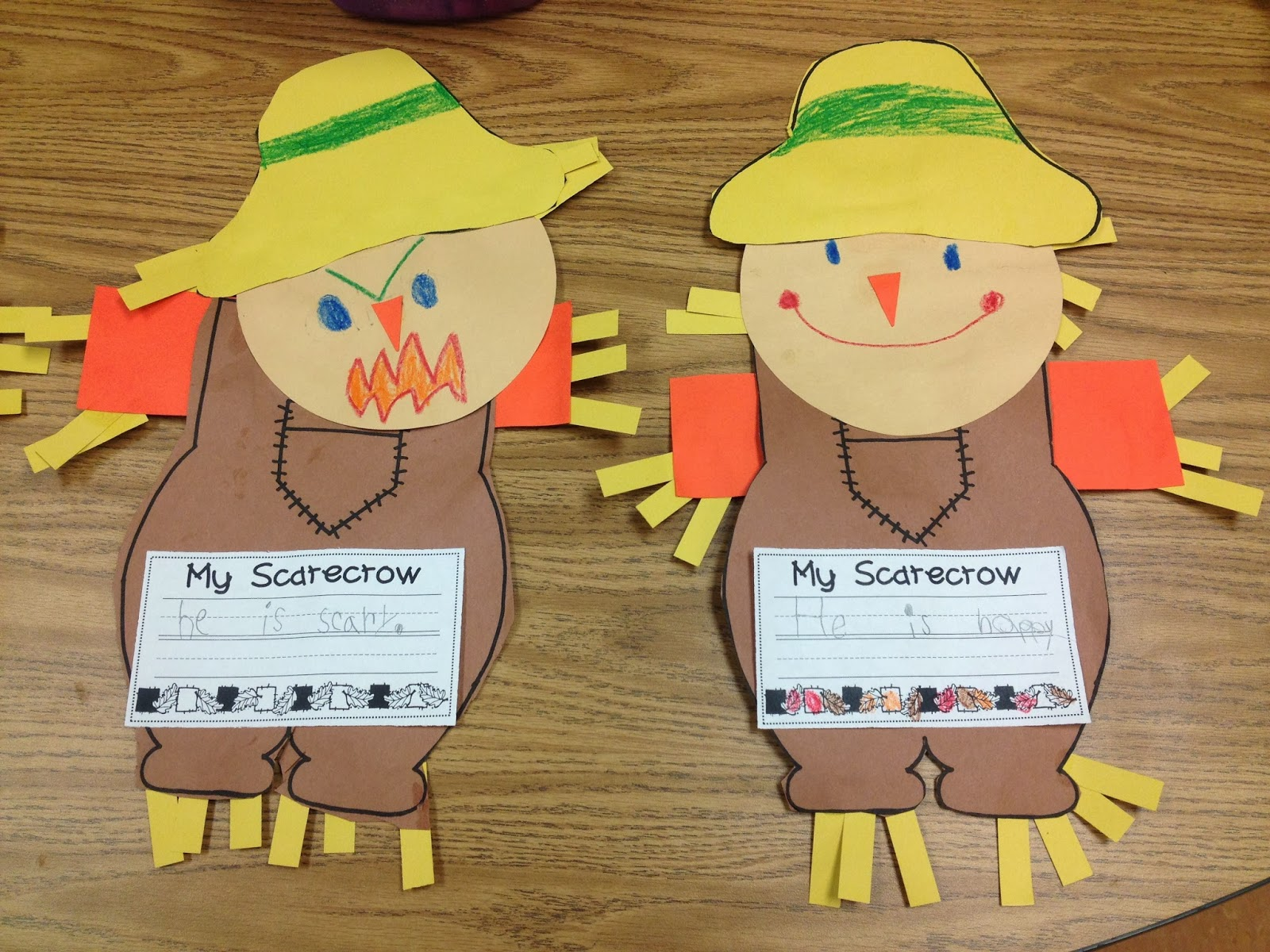 Great Scarecrow Template Pictures >> Scarecrow Printables. Cartoon ...