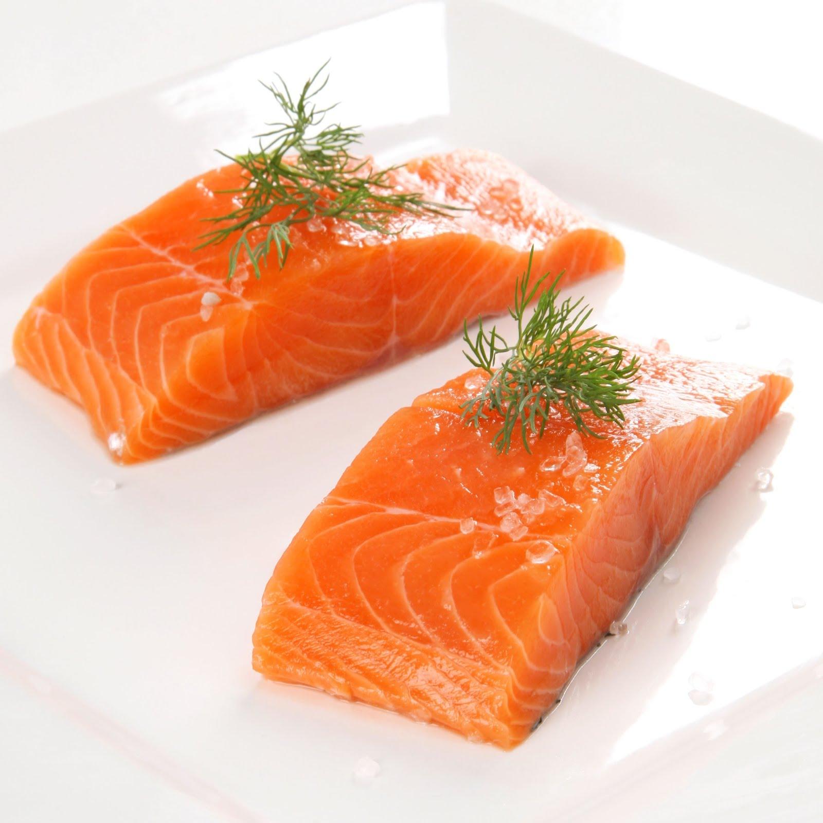 Somon Pantolon - tüm durumlar için beş yemek tarifleri