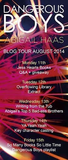 Blog Tours!
