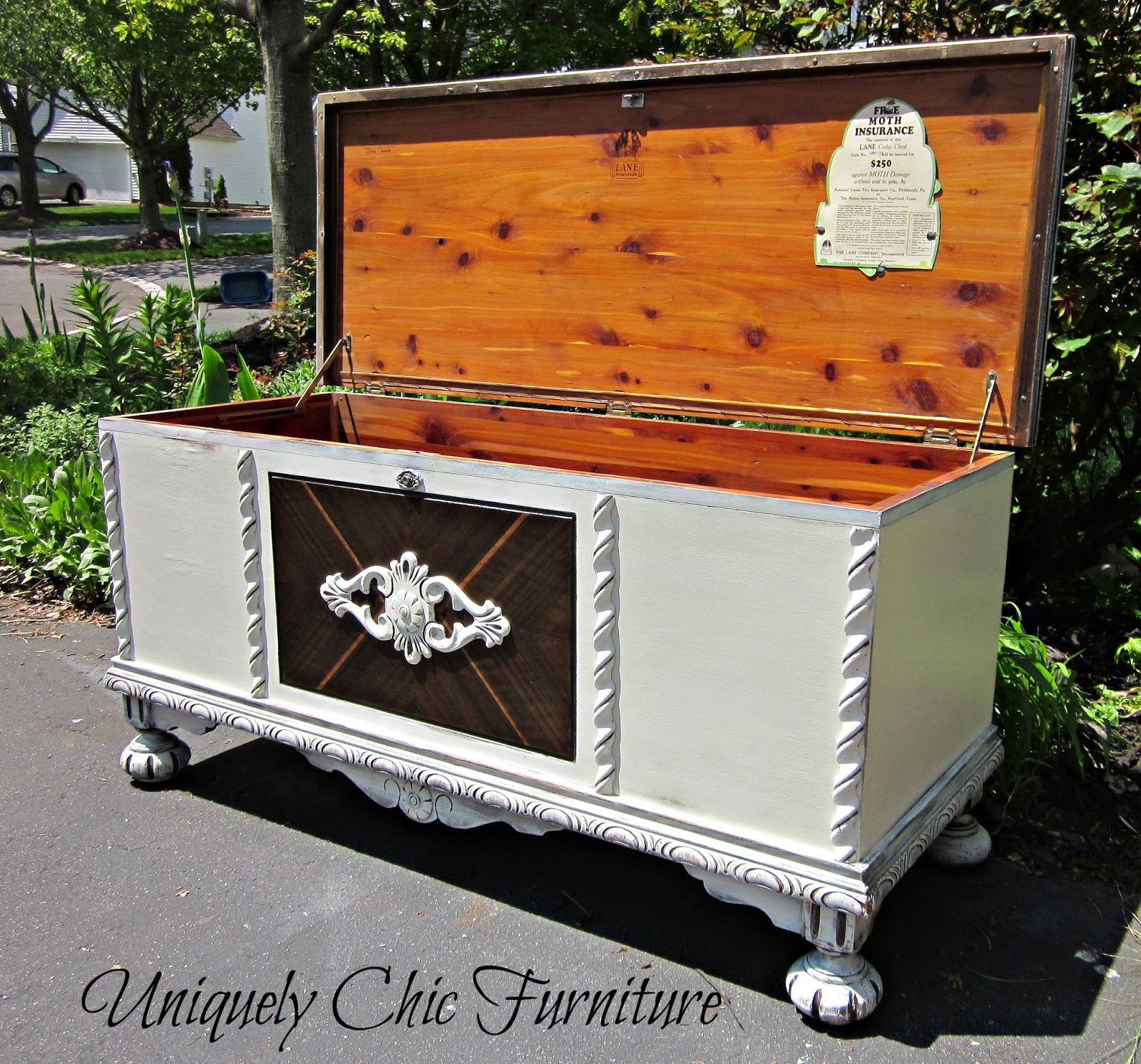 Uniquely Chic Furniture Important Message About Lane Cedar Chests
