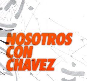 /  Nosotros con Chávez.