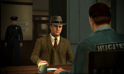 L.A. Noire Game Review