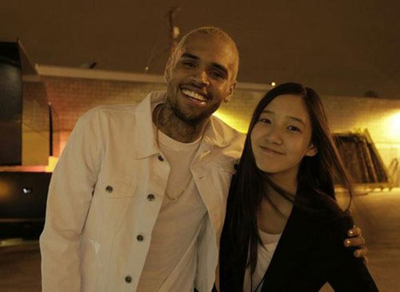 Chris Brown mời T-ara tham gia quay MV, t ara, t ara n4, the gioi kpop, nhac han quoc