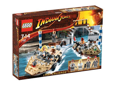 GIVEAWAY o LEGO INDIANA JONES
