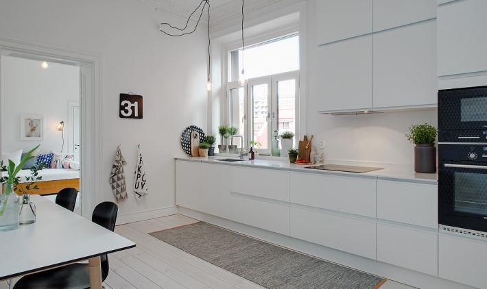Hogar diez claves para introducir el estilo n rdico en tu for Cocina estilo nordico