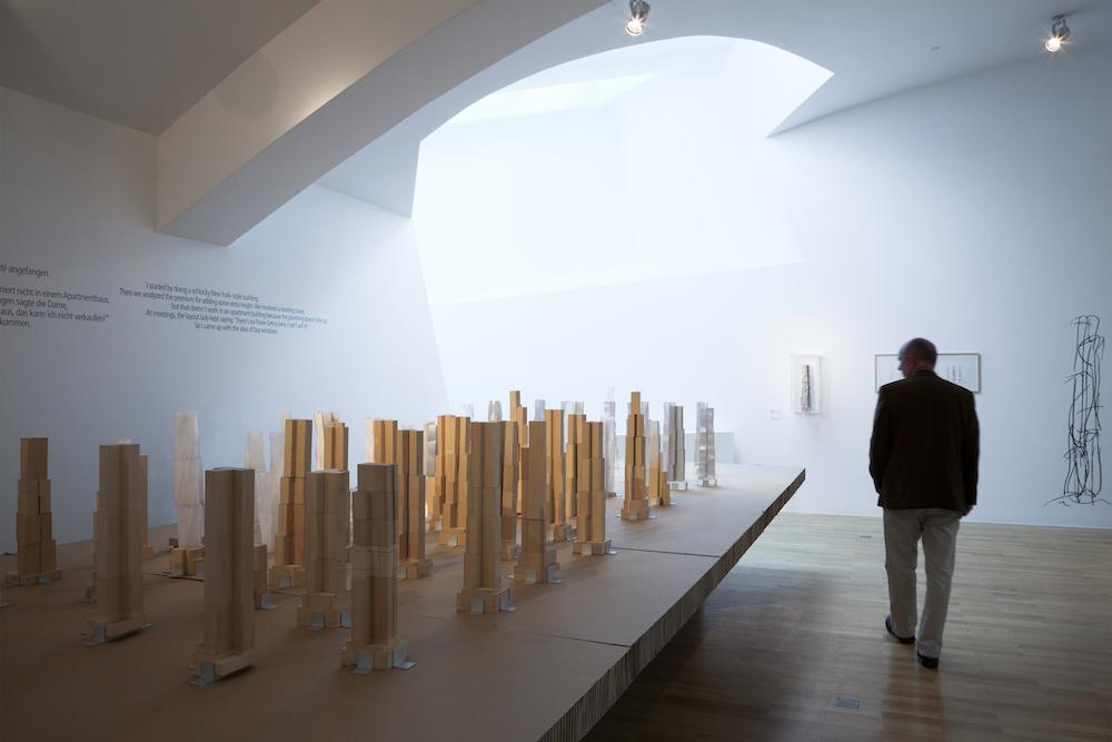 Prancheta de arquiteto proj museu vitra design museum for Vitra museum basel