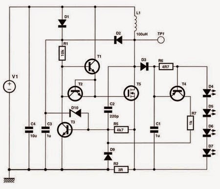 Light Circuit Diagram