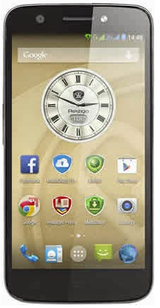 Prestigio MultiPhone 5508 Duo Android