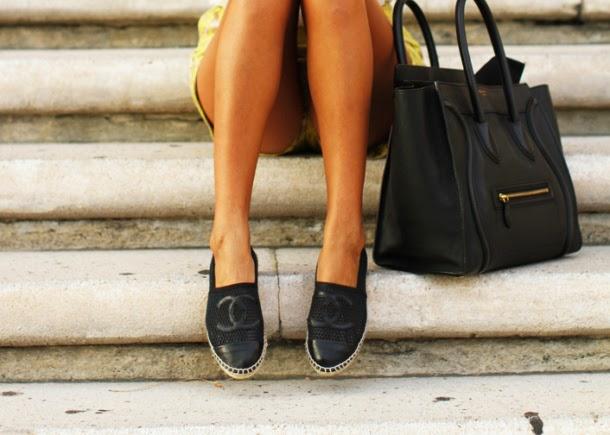 espadrilles, alpergatas, tendências, primavera verão 2014, summer, fashion, moda, outfits, looks casuais, jeans, shorts, zara, mango, hm, olivia palermo, chanel, animal print, leopardo, trends, dicas de imagem, consultoria de imagem, style statement, blog de moda portugal, blogues de moda portugueses